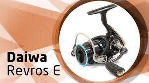 Безынерционная <b>катушку Daiwa Revros</b> E - YouTube