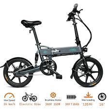 <b>FIIDO D2</b> Folding <b>Electric Bicycle</b> Moped E-Bike 250W 7.8Ah ...