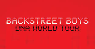 <b>Backstreet Boys DNA</b> World Tour - CID Entertainment