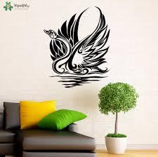 <b>YOYOYU</b> Wall Decal Interior Animal Swan Wall Stickers For <b>Kids</b> ...