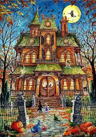 Randall Spangler | <b>Halloween painting</b>, <b>Halloween</b> pictures ...