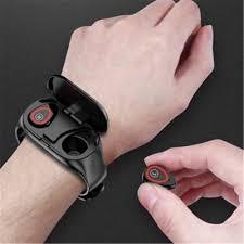 LEMFO M1 latest AI smart watch with <b>Bluetooth headset</b> heart rate ...