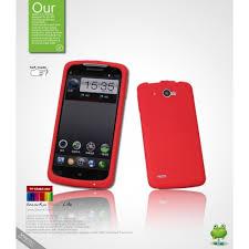 Силиконовый <b>чехол премиум для</b> Lenovo IdeaPhone S920 Красный