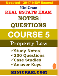 real estate exam course notes questions notes real estate exam course 5 notes questions
