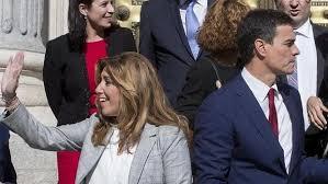 Resultado de imagen de Pedro Sanchez y Susana Diaz