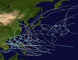 saison cyclonique 1970 dans l'océan Pacifique nord-ouest