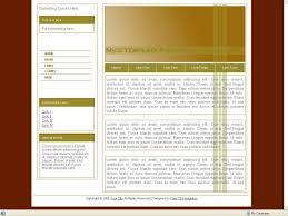 best images of column website template green three column two column template