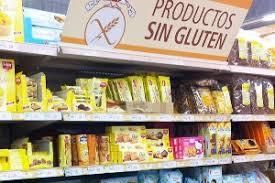 Resultado de imagen de alimentos sin gluten