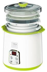 Купить <b>Йогуртница VES</b> electric <b>H</b>-<b>270</b>-<b>G</b> белый/зеленый по ...