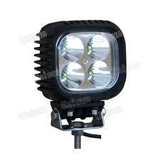 China <b>5inch</b> 24V <b>40W</b> 48W <b>LED</b> Farmland Machine <b>Work</b> Lamp ...