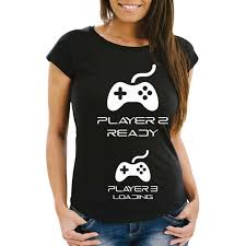 High Quality <b>Pregnancy Reveal</b> Couple <b>T Shirts</b> With Game ...