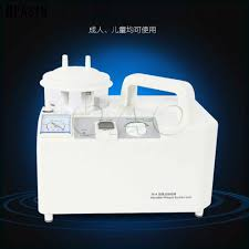 Portable Dental <b>Vacuum Phlegm Suction</b> Unit Electric Medical ...