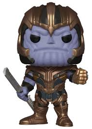 <b>Фигурка Funko POP</b>! Marvel: Avengers Endgame - Танос 36672 ...