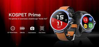 <b>Kospet Prime</b> SmartWatch: <b>Face ID</b>, For $139.99 [Coupon Deal]