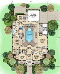 images about houses on Pinterest   Traditional House Plans    Lochinvar House Plan First Floor Our dream home when we win the millions