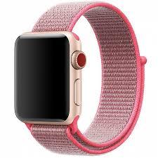 Купить <b>ремешок gurdini sport</b> loop nylon для apple watch 38/40 мм ...