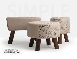 <b>Sofa stool</b> solid <b>fabric</b> child living room <b>stool</b> small <b>stooLsimple</b> ...