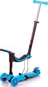 Детский <b>самокат Mobile Kid</b> Multico SKM100 Blue синий купить в ...