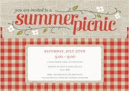 picnic invitations templates summer party ideas picnic invitations templates