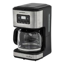 <b>Кофеварка FIRST FA-5459-4 Grey</b> купить в магазине Extego за ...