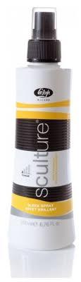 <b>Lisap Спрей-блеск для волос</b> Sculture Sleek Spray — купить по ...