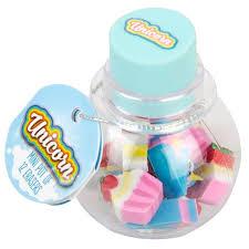 <b>Npw Unicorn</b> Mini Eraser Pot School Office Stationery Party Bag ...