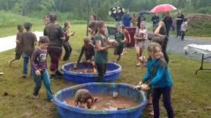 International Mud Day celebrated in Quispamsis | CBC News