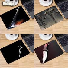 <b>Mairuige Weapons</b> Patterns Mousepad Cold Steel Knife Mats Pc ...