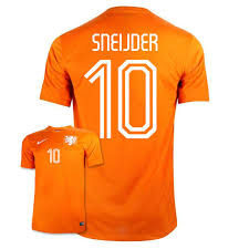 Uniforme da Seleção Holandesa