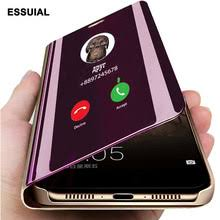 Best value <b>Clear</b> View Smart <b>Cover</b> for <b>Samsung</b> Galaxy S7 Edge ...