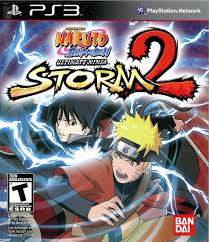 Video game:Sony PlayStation 3 <b>Naruto</b> Shippuden: Ultimate Ninja ...