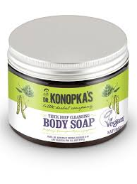 <b>Густое мыло для</b> тела <b>очищающее</b> 500 мл Dr.Konopka's 9862856 ...