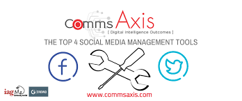 The 4 best social media management tools of 2015 #Infographic ...