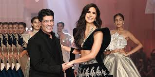 Manish Malhotra & Katrina Kaif opened Lakme <b>Fashion</b> Week ...