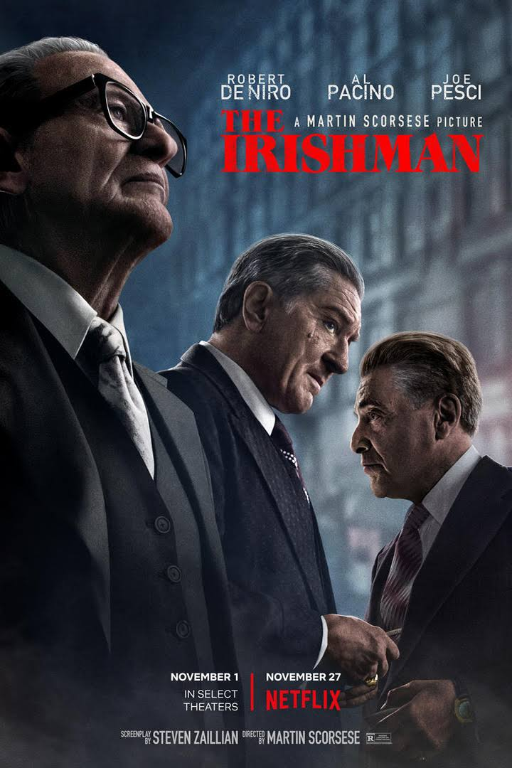The Irishman (2019) Dual Audio {Hin-Eng} 480p | 720p | 1080p