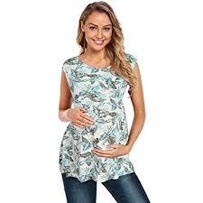 Maternity Clothes, HOSOME Women's Nursing ... - Amazon.com