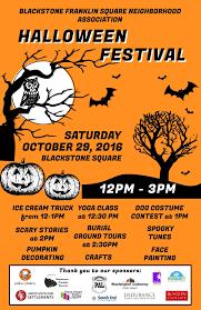 halloween festival blackstone franklin squares  halloween festival blackstone franklin squares