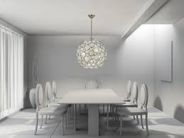 wonderful round capiz shell chandelier hanged above the white dining table set for white dining room capiz shell chandelier capiz shell lighting fixtures
