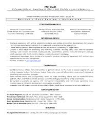 sample journalist resume  seangarrette cofreelance writer resume example with core professional skills career highlights and employment history   sample journalist resume
