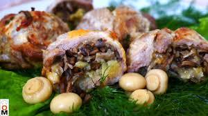 Фаршированное Мясо в <b>Кружке</b>, Основное Блюдо Праздничного ...