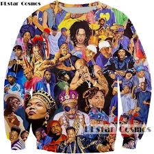<b>PLstar Cosmos</b> 2019 New <b>Fashion</b> 2pac Tupac hoodies 90s rapper ...