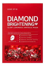 Ампульная тканевая <b>маска</b> для лица <b>Diamond</b> Brightening ...
