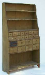 unusual apothecary cupboardodd drawer is supposedly original to piece antique furniture apothecary general