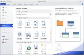 drawing e r diagrams with uml notation using microsoft visio     visio running