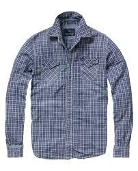 Checkered western shirt - Shirts - Scotch & Soda Online Shop ...