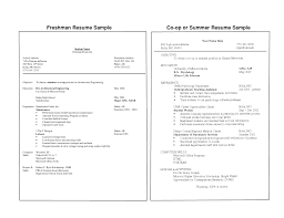resume format for college freshmen college resume  resume format for college freshmen