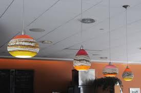 phipps cafe strata glass lighting blown glass pendant lighting