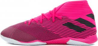 <b>Бутсы</b> мужские <b>Adidas Nemeziz</b> 19.3 IN мультицвет цвет - купить ...