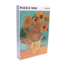 <b>Пазл PIATNIK</b> 561740 <b>Винсент</b> ван Гог Подсолнухи — купить в ...