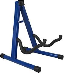 Free Standing A Frame Shape <b>Metal Folding</b> Guitar Stand For ...